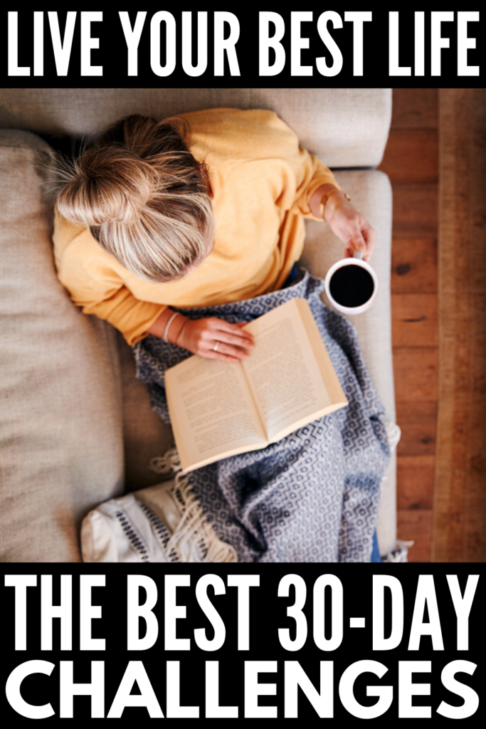 30-Day Challenge Ideas to Try This Year | Whether you want to work on your health, fitness, and clean eating goals, need motivation to tackle important projects at work or school, want to save money for something fun, or you're looking for a plan to improve your relationships and self-care routine, try this! 30-day challenges are a great way to improve your life, one habit at a time. #30daychallenge #goalsetting #newyearsresolutions