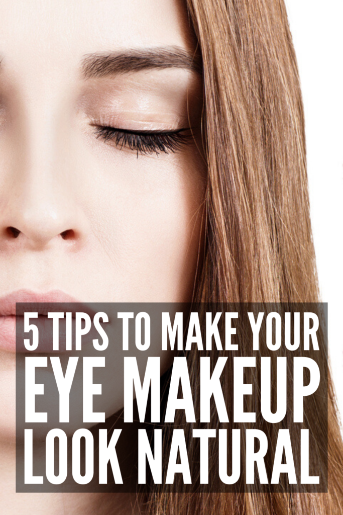 5 Step By Natural Eye Shadow Looks