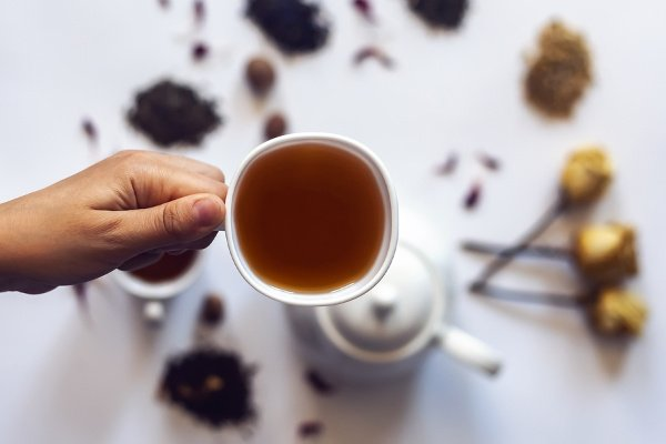 7 Tea Remedies for Every Ailment | If you're looking for natural remedies for cold, headache, and sore throat, for cough, for sinus pain, for allergies, for menstrual cramps, for bloating, nausea, and other stomach ailments, to lower blood pressure, and even for acne, eczema, and other skin complaints, we're sharing the 7 best herbal teas to alleviate pain and discomfort while also giving your immune system a boost! #tearemedies #herbaltea #immunebooster