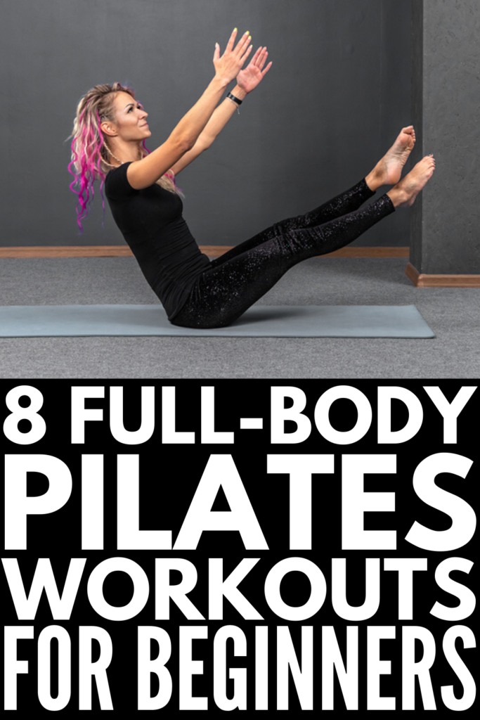 8 Full Body Pilates Workouts for Beginners | Whether you're in your 20s or over 50, pilates is a great way to strengthen your core and improve your posture, flexibility, balance, and coordination. If you want to lose weight and tighten and tone your body at home, we're sharing 8 fat burning videos you can stream from anywhere. With both mat classes and reformer workouts to choose from, we've included exercises specifically for your abs, as well as a video to help with back pain.