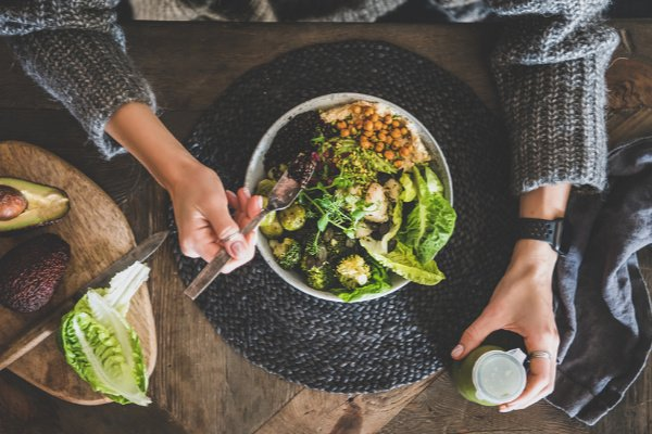 Weight Loss After Menopause | The hormone imbalance that occurs during the transition to menopause can lead to many uncomfortable symptoms, and is often to blame for a slower metabolism, insulin sensitivity, and weight gain. If you want to know how to lose weight during perimenopause and menopause, exercise alone won't help. We're sharing a list of the foods you should eat and avoid for weight loss - and to help manage the symptoms of menopause - for a healthier, happier you!