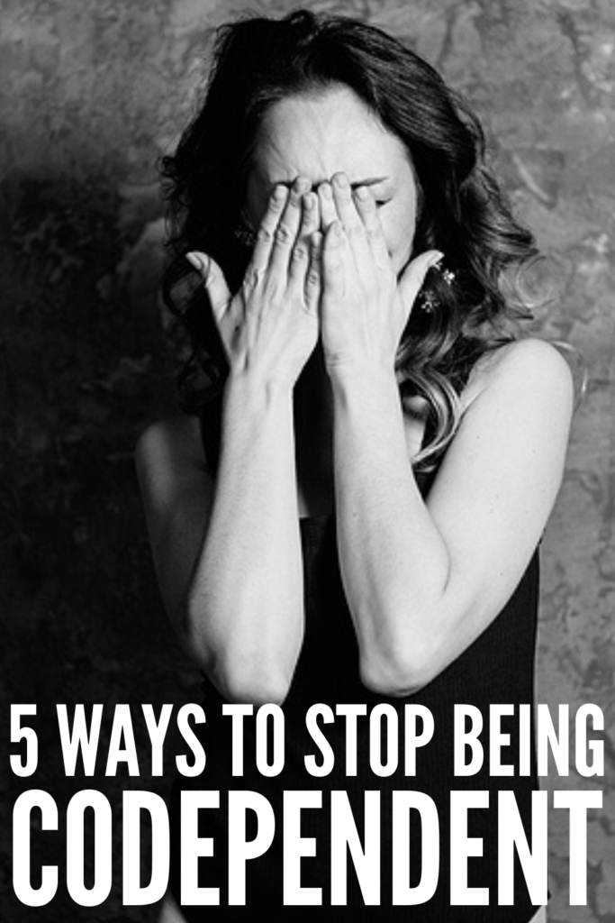 How to Stop Being Codependent | Overcoming codependency isn't easy, but it is possible. If you want to know how not to be codependent in your relationships with important people in your life - your mother or father, your husband or wife, and/or in your friendships - we're sharing 5 simple tips that work. We're also answering questions like 'what is codependency' and 'what are the signs of codependent relationships?', and other facts that will be important in your recovery.