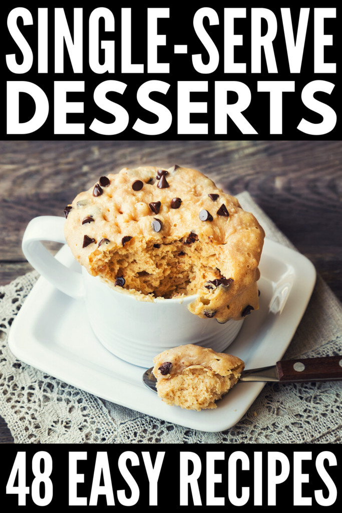 Desserts For One 48 Irresistible Single Serve Desserts You Ll Love