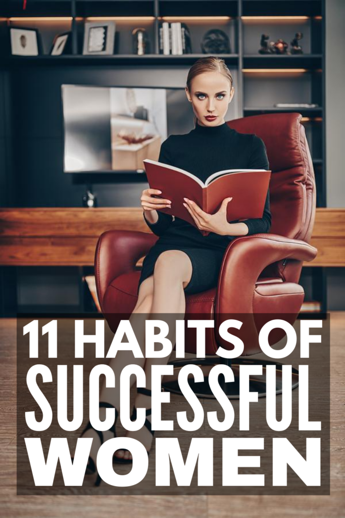 11 Habits of Successful People | From creating a solid morning routine and consistent daily routines that keep your motivation and productivity up, to maintaining healthy habits all day, every day, to using your evening effectively, there are tons of small habits for success that can have a compounding effect on many other areas of your physical, emotional, mental, and working life. Perfect for college students, entrepreneurs, men, and women, these daily habits work!