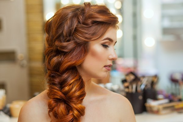 8 Braided Ponytail Hairstyles for All Hair Lengths | Perfect for a casual day with friends, for work, for prom, for a wedding, and even for sports, this collection of braided hairstyles is easy and stylish! With simple step by step braid tutorials for short, medium, and long hair, these looks are easy and stylish - even for kids! Click to learn how to upgrade your ponytail in minutes!