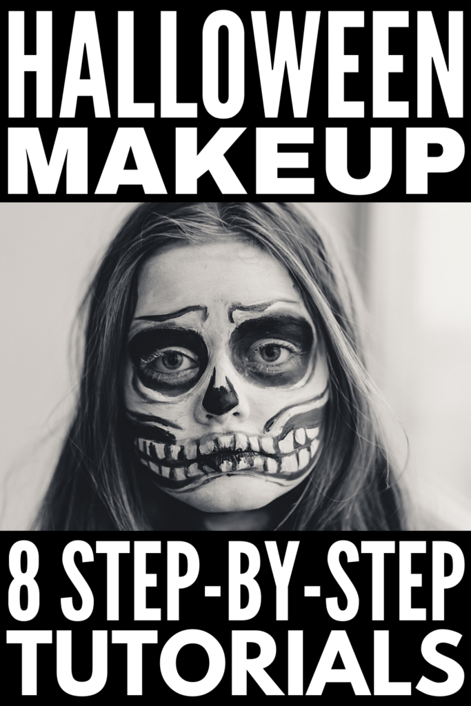 8 Easy Step-By-Step Halloween Makeup Tutorials | Trick or treat?! Perfect for beginners, this collection of Halloween makeup videos will teach you how to create the perfect DIY Halloween costume! Whether you want something creepy and scary, simple and cute, or creative and beautiful, we've got tons of ideas to inspire you, including your favorite Disney characters! We've also included Halloween makeup ideas for kids, teens, and tweens.
