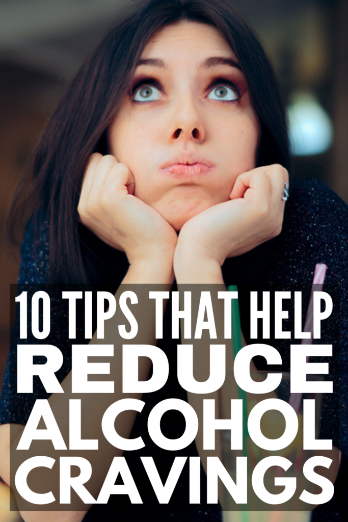 How to Stop Drinking Alcohol | Trying to quit alcohol? Whether your booze of choice is wine, beer, or hard liquor, this post has tons of simple tips and ideas to keep you motivated and help you push through alcohol cravings like a boss. Removing alcohol from your diet is a very effective way to lose weight, and there are many other health benefits of eliminating alcohol from your diet. Learn how to cope with FOMO at home and while socializing with friends while you kick bad habits to the curb!