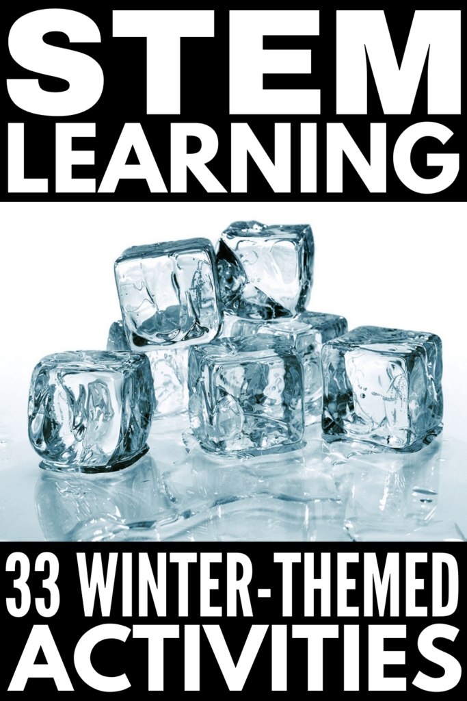 Cold Weather Ideas 33 Winter Stem Activities For Kids Of All Ages