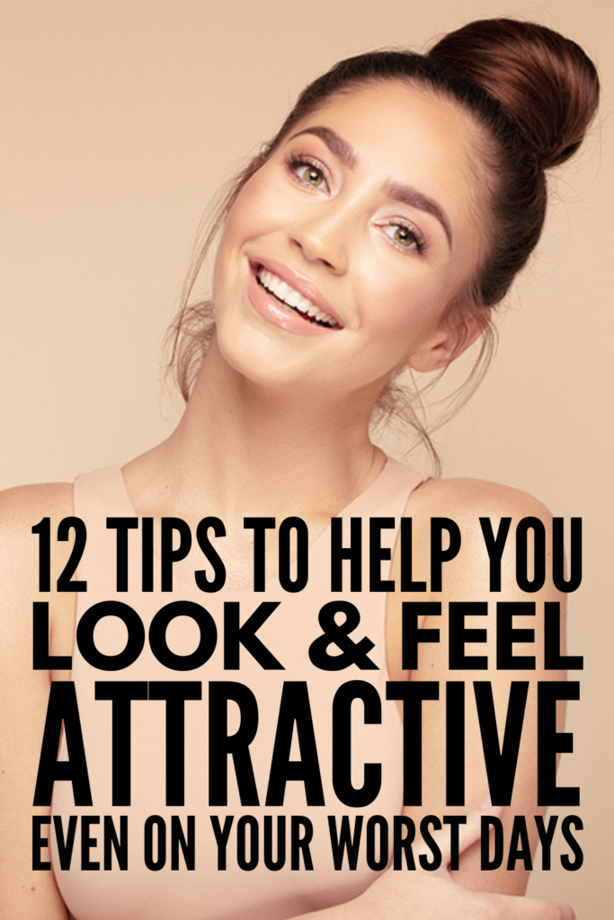 How to Look Attractive | If you want to know how to look your best on the daily - even when you're feeling your worst - this post will teach you how to instantly elevate your game. With tons of simple ways to look and feel put together, we're sharing our best tips, hacks, tricks, and things to do to love who you are, both inside and out! Learn how to look good without makeup, with glasses on, when you're running late, and so much more!