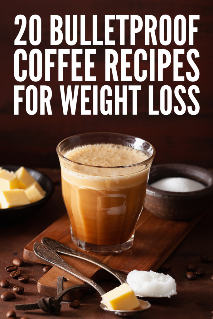 20 Bulletproof Coffee Recipes To Kickstart Your Morning | Never had bulletproof coffee? Read this! We're sharing all the deets, including the many health benefits it offers, how to make bulletproof coffee in 3 easy steps, easy bulletproof coffee upgrades for added flavor, our favorite iced bulletproof coffee recipes, plus keto bulletproof coffee recipe for weight loss. These recipes are easy, taste great, and will give you energy and improve cognitive functioning!