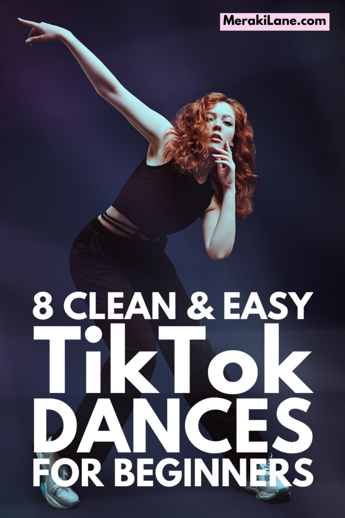 8 Easy-to-Learn Popular TikTok Dances for Beginners | If you want to learn how to do all of the TikTok dances you see in your feed as you scroll through TikTok and Instagram, this post is for you! We've compiled the best fun (and clean) tutorials to start with, which you can do alone, with your kids, with your boyfriend or girlfriend, and even as a family. These videos are easy, and we've included a couple of duet challenges at the end that are really fun!
