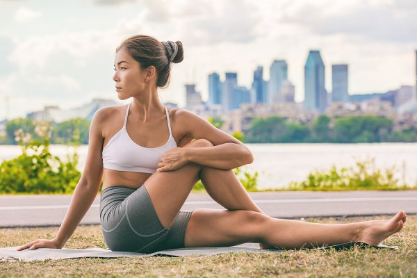 7 Sciatica Exercises and Stretches for Pain Relief | What is sciatica? What causes it? What are the symptoms? This post has everything you need to know, and if you're looking for the best natural pain relief remedies and treatment options for sciatica, we've included the best exercises and stretches. While they aren't a cure per se, they help with sciatic nerve pain relief while also reducing pressure and strengthening key muscles to improve mobility and help you sleep!