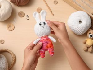 9 Amigurumi Tutorials for Beginners and Beyond   If you're looking for step by step tutorials to teach you how to crochet and knit cute little stuffed animals, dolls, foods, etc., this post is for you! We're sharing everything you need to know - amigurumi basics, how to get started, tools and essentials to invest in, crocheting tips and hacks for beautiful designs, and lots of tutorials that include free patterns and instructions so you can make simple designs that are oh so adorable.