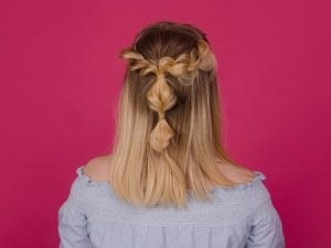 9 Bubble Braid Hairstyles For All Hair Lengths | Bubble braids are fun, stylish, and extremely versatile. They're perfect for school, work, prom, and for sports! There are tons of ways you can wear them - as a half up half down look, in a ponytail, as double pigtails, and more. If you want to know how to do bubble braids, these step by step hair tutorials are just what you need! We've curated 9 easy looks for short hair, medium length hair, and long hair!