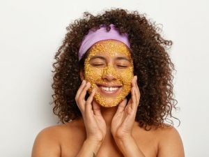 10 Exfoliating Tips and Products | If you're new to exfoliating and want the best tips, techniques, and scrubs, this post is for you! We're sharing everything you need to know to get started, including our favorite, easy-to-make DIY homemade body scrubs, as well as budget-friendly drugstore exfoliating scrubs for your face and body. If you want to upgrade your skincare routine, these exfoliating tips and scrubs will deep clean your pores, even out your skin, boost lymphatic drainage, and more!