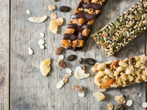 42 Homemade Granola Bars We Love   If you're looking for a healthy snack you can whip up at home, these granola bar recipes are where it's at! We've curated options for every palette and need - nut free options for kids, quick and easy no bake recipes, chewy granola bars, protein rich peanut butter bars, and simple guilt-free no sugar recipes. And if you want to know how to make granola bars so they stick together, we've got 6 tips to help! #granolabars #granolabarrecipes