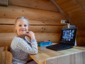 How to Host a Virtual Birthday Party for Kids | Stuck at home on your child's birthday? Don't fret! We're sharing 11 ideas for kids birthday parties that are being hosted on Zoom or another online platform. From virtual birthday party games for kids, to birthday activities for teens and tweens, these ideas will teach you how to throw a virtual party your child will cherish for years to come!
