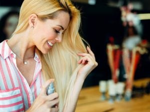 How to Make Hair Look Thicker   If you have fine hair and want to know how to make it look thicker and fuller on a budget, these tips and tricks for thin hair are for you! From choosing the right haircuts and hairstyles, to adding depth and dimension with color and hair extensions, to the best store bought hair thickening products and styling hacks, these ideas and remedies will teach you how to make your hair look fuller instantly! #finehair #thinhair #hairtrend #hairhacks