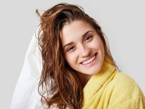 22 Wet Hair Hairstyles for All Hair Lengths   If you're looking for quick, easy, and stylish updos for mornings you're running late and have no time for long showers, a blowout, and time with your flat iron or curling wand, we're sharing our favorite step by step hair tutorials to help you transform your wet hair into cute and classy looks to fool the world into thinking you woke up on time. With options for short, medium, long, straight, wavy, and curly hair, there's a style for everyone!